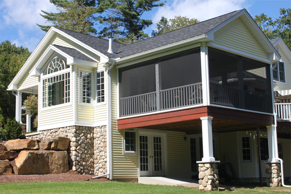 NH Home Construction, Remodling & Additions