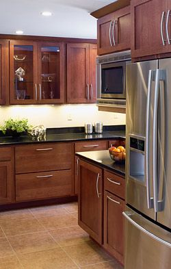 NH Kitchen Cabinet Design